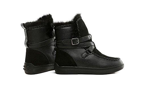 scarpe Suede 120W giornaliero Donna Snow Boots 120W q1wAx05v