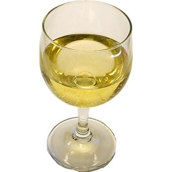 MEDIUM WHITE WINE GLASS Fake Drink