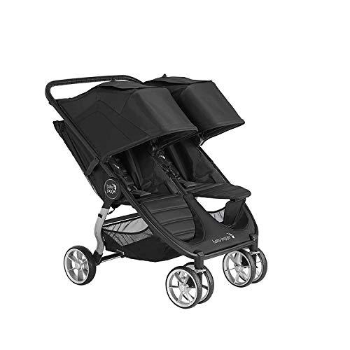 Baby Jogger City Mini 2 Double Stroller, Slate