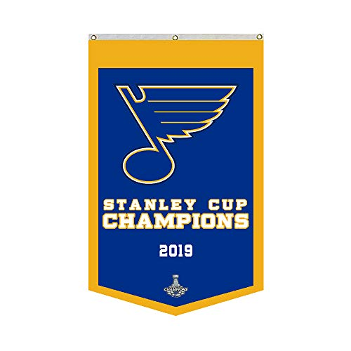 Thinkfly St.Louis Blues 2019 Stanley Cup Champions Banner Flag 30