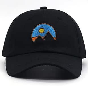 GMZXX Gorra de béisbol de Moda Moda Montaña Bordado Gorra de ...