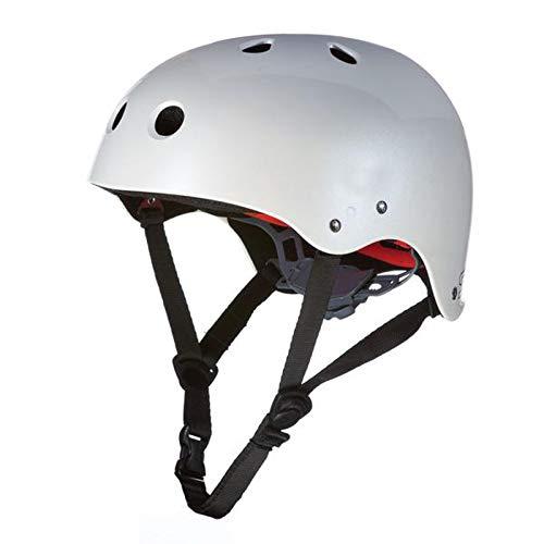 (Shred Ready 2019 Whitewater Sesh Helmet Pearl, White)