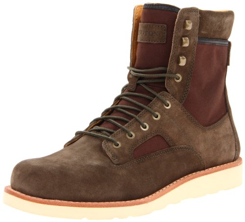 Timberland Men's The Abington Hiker Flat Boot 10 Green