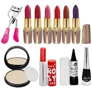 Laperla Travel Makeup Combo Sets