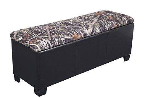 American Furniture Classics Camo Gun Concealment Bench