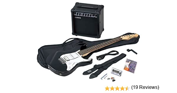 Yamaha EG 112 GP II BL - Kit de guitarra eléctrica y amplificador ...