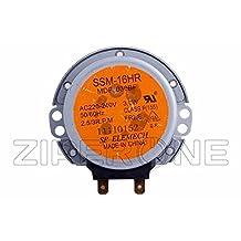 Service Market Brand New Turntable Motor (Engine) For Microwave Oven DE31-10170B OEM Samsung SSM-16HR part number SM00000000485A