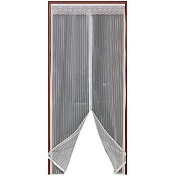 Magnetic Screen Door With Heavy Duty Mesh Amp Full Frame