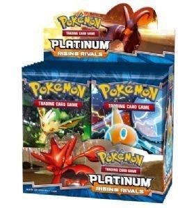 Pokemon PL Platinum Rising Rivals Booster Box (36 Packs)