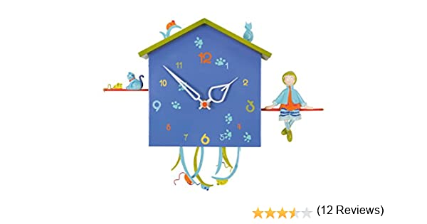 LOiseau Bateau/AlabonneHeure /Reloj