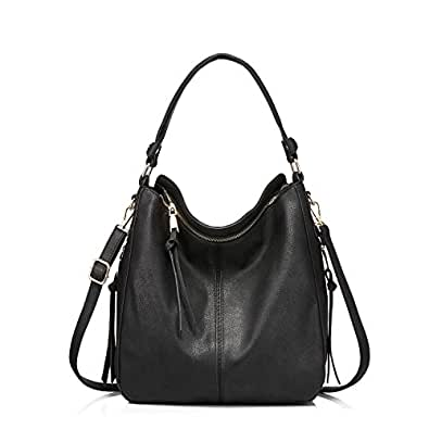 427e2b7427 Amazon.com  Handbags for Women Large Designer Ladies Hobo bag Bucket ...