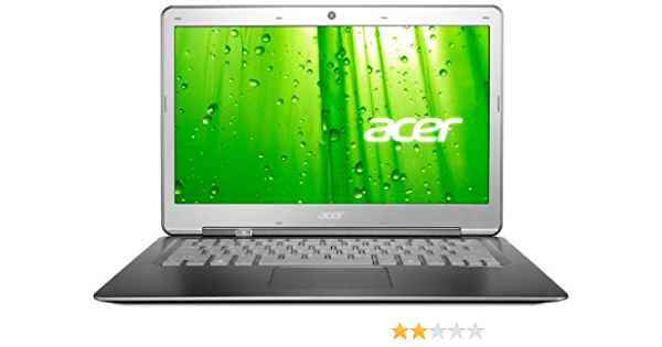 Acer S3-391-53314G12Add - Ordenador portátil de 13.3 pulgadas ...