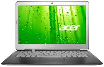 Acer S3-391-53314G12Add - Ordenador portátil de 13.3 pulgadas (Intel Core i5