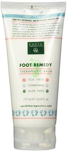 - Earth Therapeutics Foot Remedy Balm