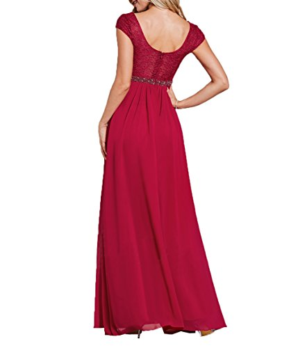 Abschlussballkleider A Langes Abendkleider Elegant Traube Linie Spitze Partykleider Festlichkleider Damen Charmant Rock Ballkleider 8TPIESxwWq