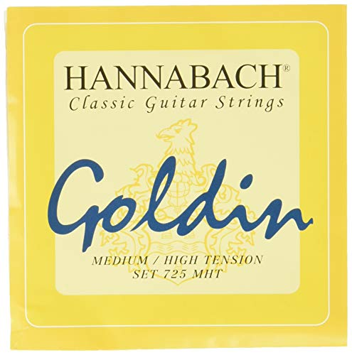 Hannabach 725 MHT GOLDIN Set
