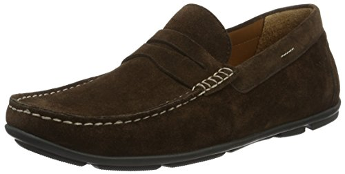 Weber Driver Bridge, Mocassins Homme Marron (Braun)