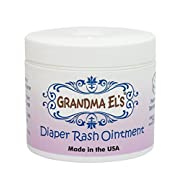 Grandma El's Diaper Rash Remedy and Prevention Baby Ointment Jar, 3.75 oz.