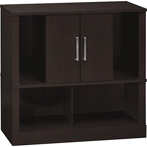 Ameriwood Home Laguna Tide 29-37 Gallon Aquarium Stand, Espresso