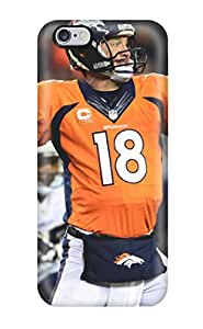 Iphone 6 Plus Case Bumper Tpu Skin Cover For Peyton Manning Accessories 7738420K89157958