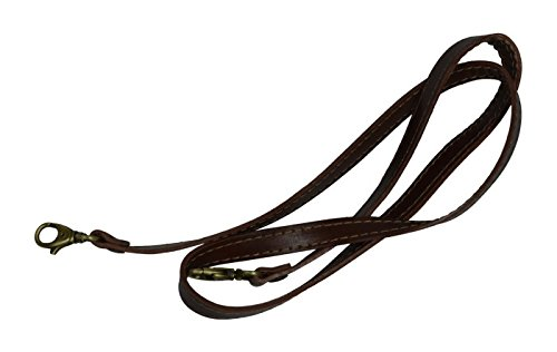 288b7102dc50d ... Schöne praktische Leder Schwarze Handtasche aus Leder Balda Nera Marrone  in der Hand ...