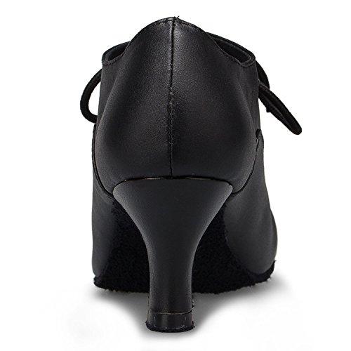 Minitoo ,  Damen Jazz, modern , Schwarz - schwarz - Größe: 35