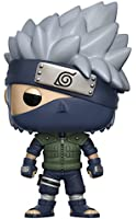 Funko POP Anime: Naruto Shippuden Kakashi Toy Figure