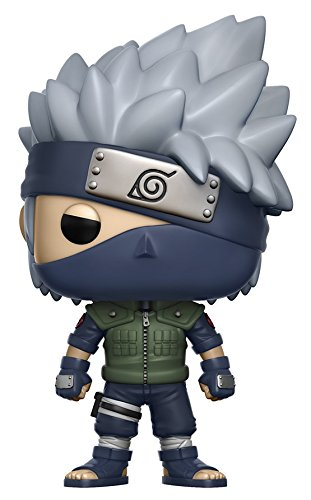 Funko-POP-Anime-Naruto-Shippuden-Kakashi-Toy-Figure