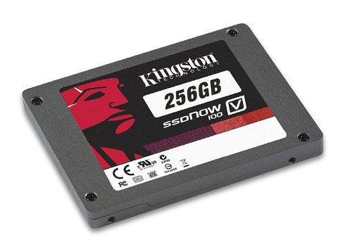 Kingston SSDNow V100 256GB SATA II 3GB/s 2.5 - Kingston Ssd 256