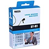 BOYA Microfone M1 Lavalier
