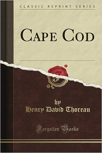 Book Cape Cod (Classic Reprint)