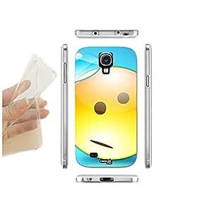 FUNDA CARCASA SLIM SMILE PERPLESSO PARA SAMSUNG GALAXY S4 LTE I9505 TPU