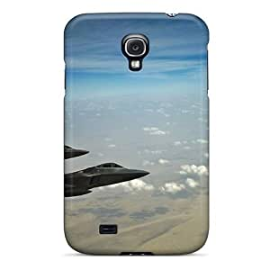 Aircraft F22 Raptor Case Compatible With Galaxy S4/ Hot Protection Case