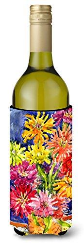 Flower - Gerber Daisies Wine Bottle Beverage Insulator Beverage Insulator Hugger 6069LITERK