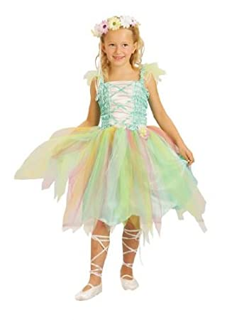 Flower Fairy Girls Fancy Dress Costume Outfit Large (Age 9-12)  sc 1 st  Amazon UK & Flower Fairy Girls Fancy Dress Costume Outfit Large (Age: 9-12 ...