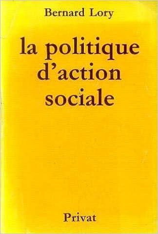 Read La politique d'action sociale epub pdf