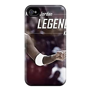 Durable Michael Jordan And Kobe Bryant Back Cases/covers For Iphone 6