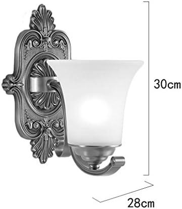 LQ Style Postmodern Luxury Living Room Study Bedroom Simple Copper E27 Wall Lamp Nordic Room Villa Lighting