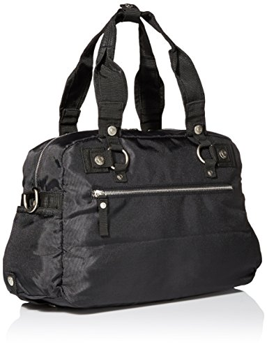 1f9130a061d Amazon.com: Koi Women's Utility Bag Versatile and Fashionable with Lots of  Pockets, Black One Size: Clothing