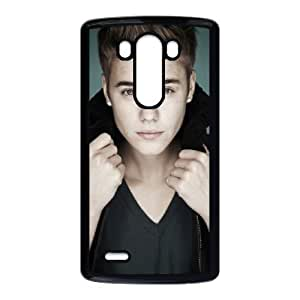 Justin Bieber LG G3 Cell Phone Case Black as a gift R547203