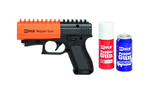 Mace Brand Self Defense Pepper Spray Gun 2.0, Accurate, 20
