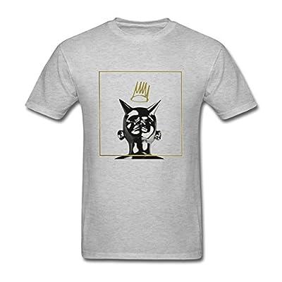 TXFSOLHF Men's T-Shirts Born Sinner Explicit J Cole