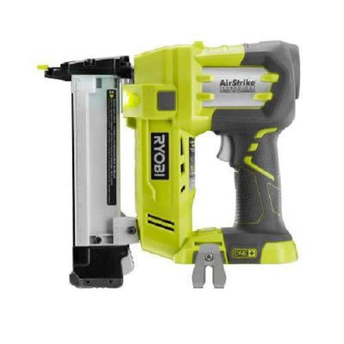 Ryobi ZRP360 ONE Plus 18V Cordless Lithium-Ion 1-1/2 in. Narrow Crown Stapler (Bare Tool) -