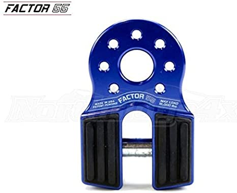 Factor 55 0005002 Winch Shackle