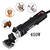 Electric Sheep Shears Goat Clippers Animal Shave Grooming Farm Pet Supplies - 110V