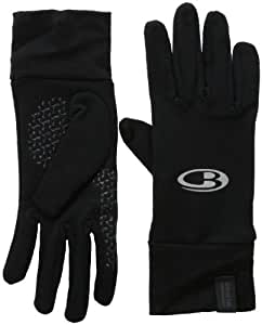 Icebreaker Men's Quantum Glove, Black, Large