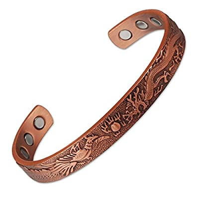LONGRN Copper bracelet used