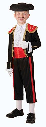 Child Bullfighter Costume (Forum Novelties Matador Costume, Small)