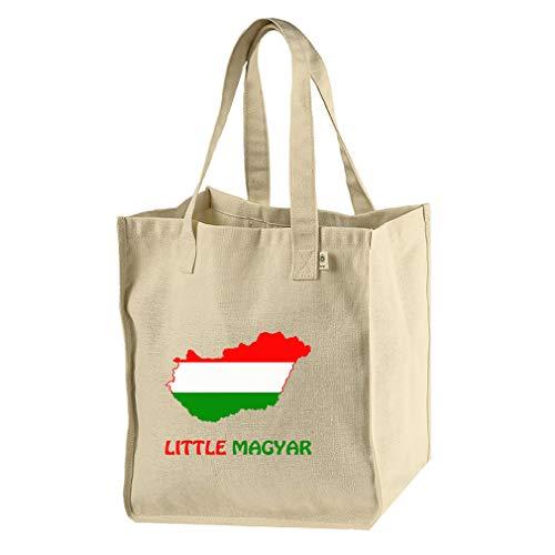 Hungarian Hemp - Little Hungarian Hemp/Cotton Canvas Market Bag Tote