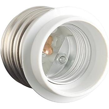 6 pack mogul e39 to medium e26 light bulb socket adapter abi light bulb socket adapter mogul base e39 to medium e26 screw reducer